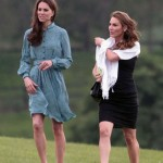 Leggy Kate Middleton Cheers Prince William On