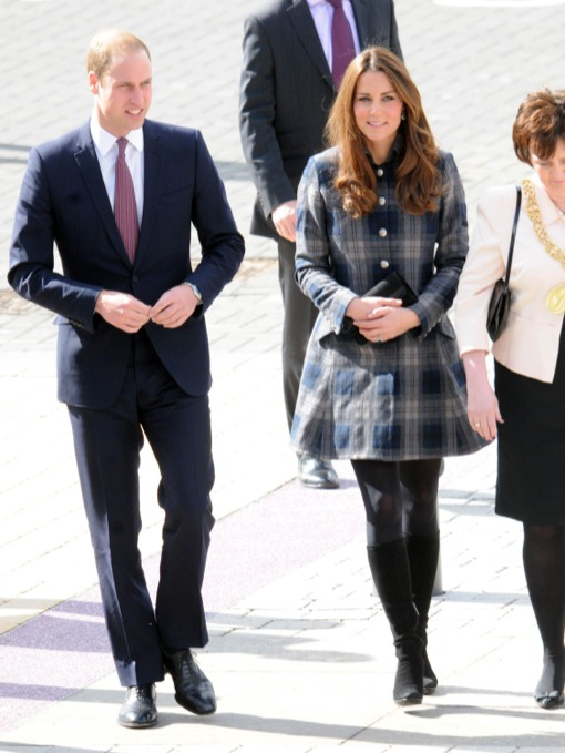 Kate Middleton &#038; Prince William Already Planning Baby # 2