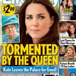 Kate Middleton Sick Of The Queen's Bullying – Ready To Escape With Prince William And Prince George To The Countryside (PHOTO)