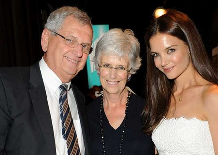 Katie Holmes' Parents Hated Watching Tom Cruise Control Their Daughter