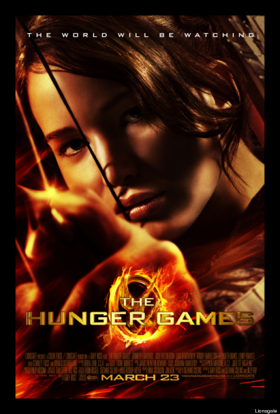 'The Hunger Games' FINAL Poster is Here!