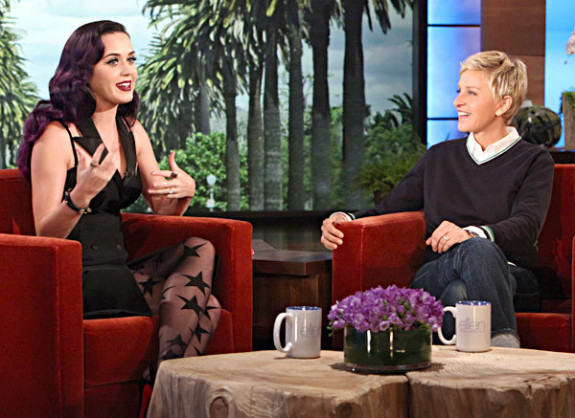 Katy Perry Admits Her Struggles: &#8216;My Label Wanted Me To Be Like Avril Lavigne&#8217;