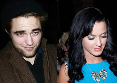 Katy Perry Denies Robert Pattinson Romance After Drunk Karaoke Video Surfaces