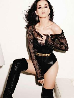 Katy Perry Scorches the Maxim Jan 2011 Cover &#8211; Photos