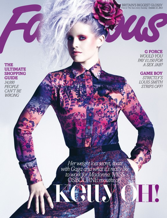 Kelly Osbourne Covers Fabulous Magazine, Recalls The Day She Wanted To Kill Herself