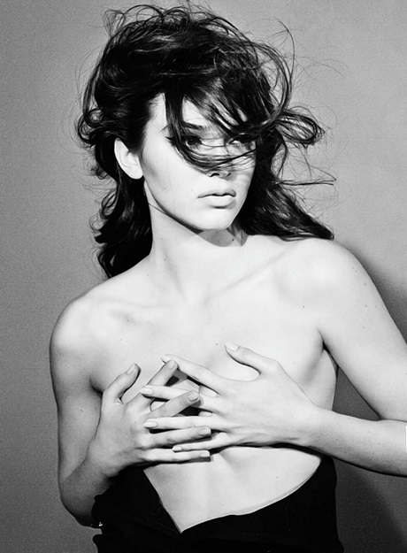 Kendall Jenner Naked For Interview Magazine - Kris Jenner Can't Wait To Get Her In Playboy! (PHOTO)