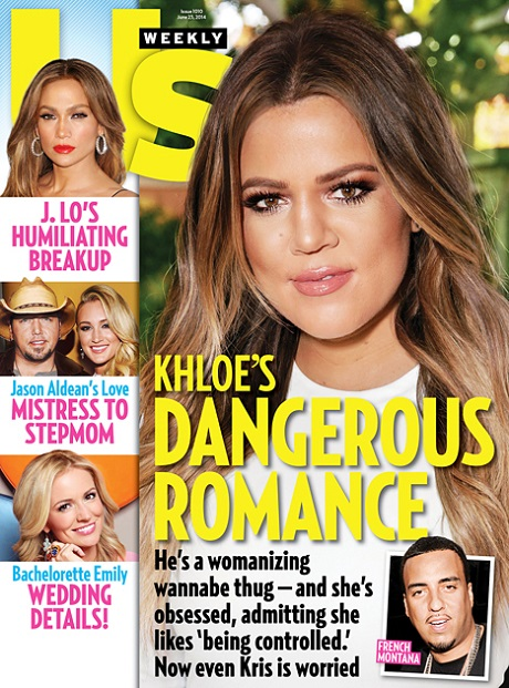 Khloe Kardashian Dominated By French Montana - Kris Jenner Hates New Boyfriend