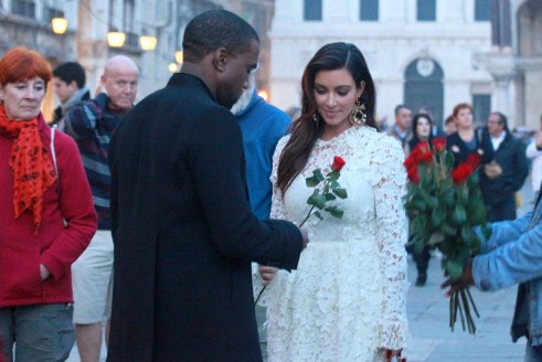 Kim Kardashian Says She Had A Great Time With Kanye In Italy As She Celebrated Her 32nd Birthday