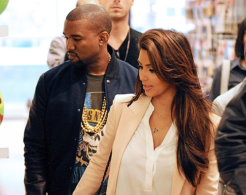 "Kim Kardashian Says Kanye West ""Knows Everything About Me"""