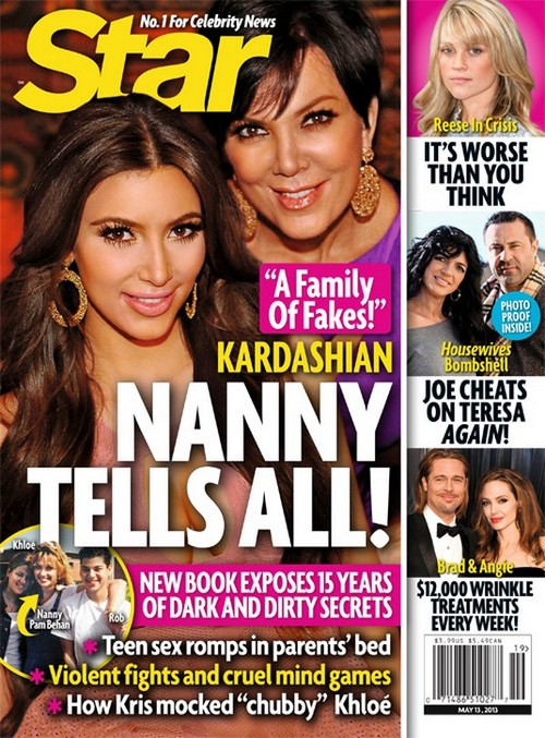 Kim Kardashian Nanny Pam Behan Tells All!