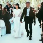 Kim Kardashian and Kanye West Spent 4 Days Photoshopping Wedding Photos