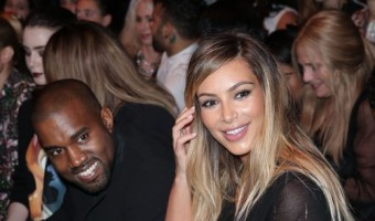 Kanye West Bans Kim Kardashian From Getting More Plastic Surgery: Kim Freaks!
