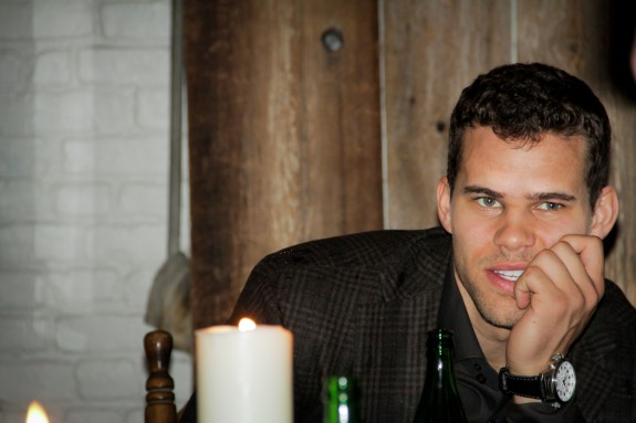 Kris Humphries Signs $24 Million Deal With Brooklyn Nets
