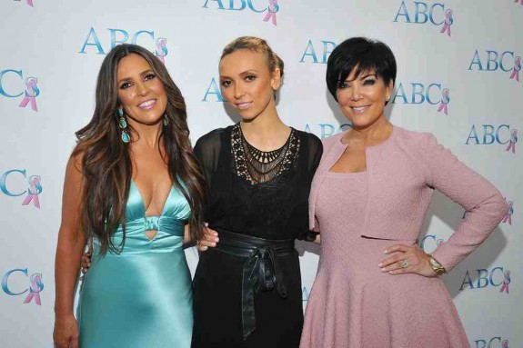 'Kris Jenner Is Like My Second Mother,' Giuliana Rancic Talks Jenner's Advice On Being A Mother