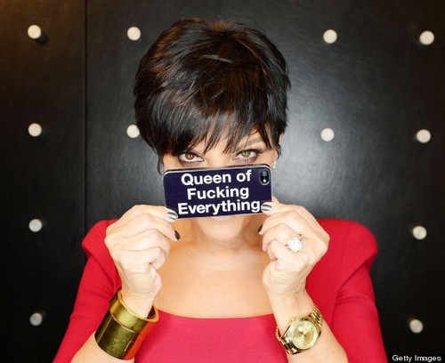 Kris Jenner Thinks She&#8217;s The Queen Of Everything (Photo)