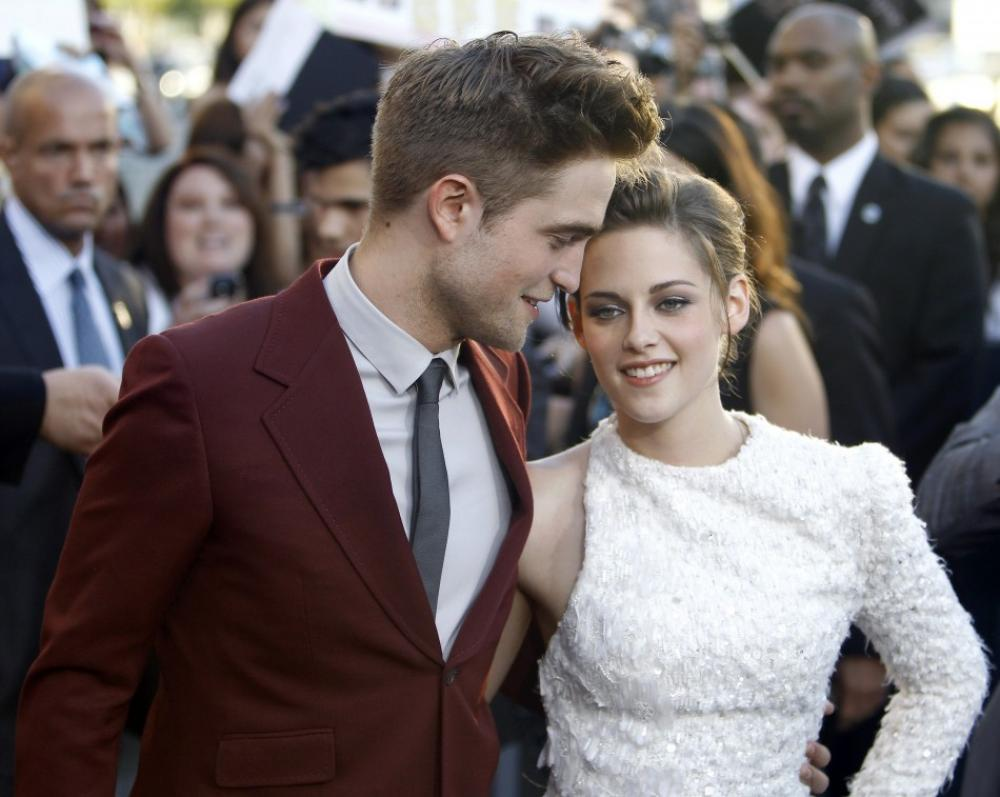 kristen stewart and robert pattinson together again