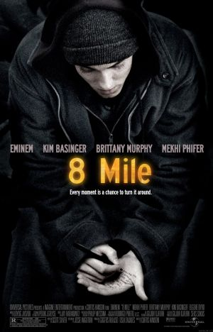 8 Mile Poster - Eminem