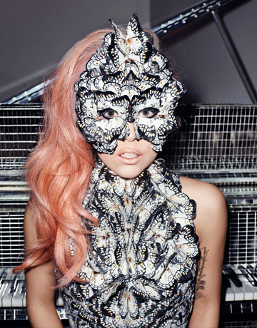 Lady Gaga Does Eccentric Harper's Bazaar Photo Shoot and Interview