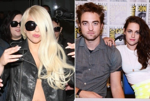 Lady Gaga Reacts To Kristen Stewart Cheating On Robert Pattinson: 'I Hope They're Okay'