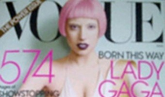 Lady Gaga Vogue March 2011 Cover Photos