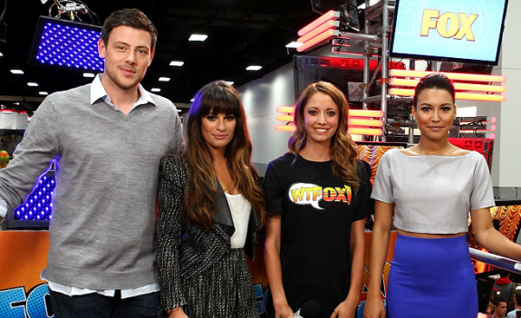 Lea Michele Hints She'll Be Back For Glee's Season Four, Reveals Which Song She'll Sing In First Episode