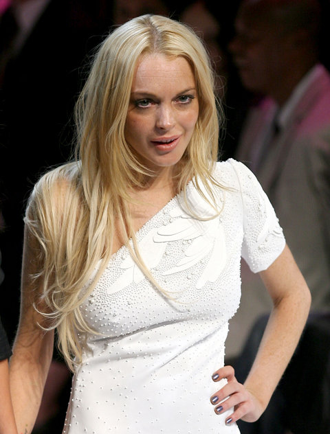 Lindsay Lohan Ditches Barbara Walters Interview, Getting Drunk And Hitting Pedestrians Instead