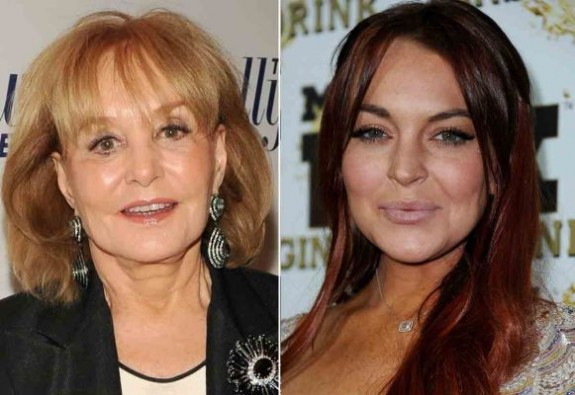 Lindsay Lohan To Sit Down With Barbara Walters In An Exclusive Tell-All Interview