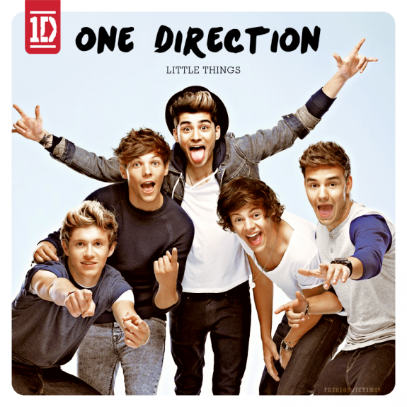 One Direction Release New Single 'Little Things' – (AUDIO)