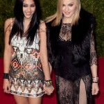 Madonna Does Not Like Daughter Lourdes Shaved Her Head