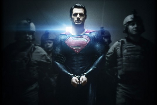 Man Of Steel Official HD Trailer (Video)