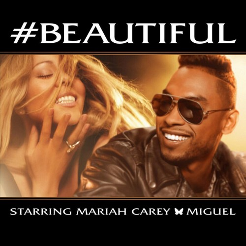 "Mariah Carey Releases Her New Single ""Beautiful"" Featuring Miguel"