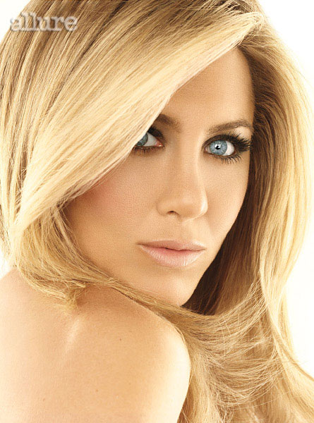 Jennifer Aniston Causes a New Stir in Allure – Photos