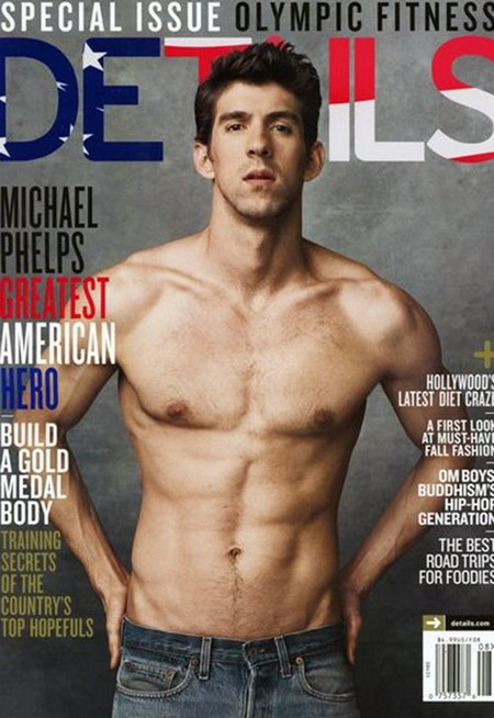 Michael Phelps Discusses His Weight Battle (Photo)
