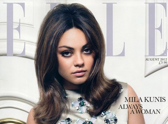 Mila Kunis On Dating: 'I Couldn't, Even If I Wanted To'