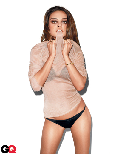 HACKED: Mila Kunis NAUGHTY Cell Phone Photos