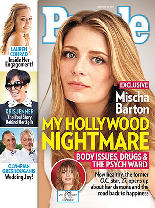Mischa Barton Back On Track After Mental Breakdown