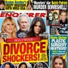 National Enquirer: Celebrity Marriages On The Rocks (Photo)
