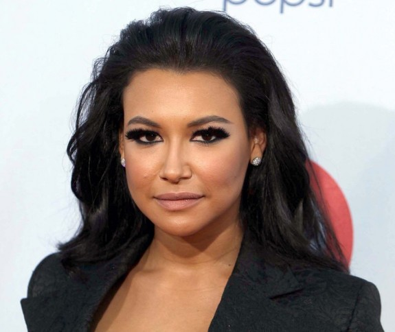 naya rivera red carpet