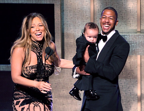 &#8216;They Love The iPad&#8217;: Nick Cannon&#8217;s Twins Are Already Hooked On Technology