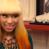 nicki minaj face