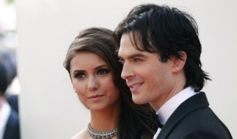 Ian Somerhalder and Nina Dobrev Back On Friendly Terms – Hookup Soon?