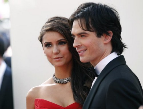 Ian Somerhalder and Nina Dobrev Back On Friendly Terms - Hookup Soon?