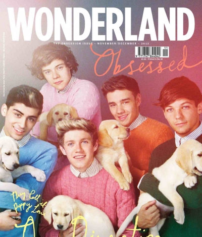 Puppies, 50s Inspired Photo Shoot, and One Direction