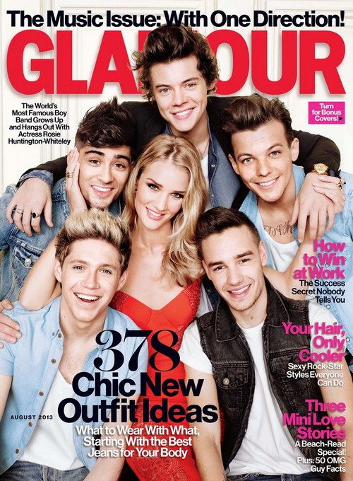 One Direction Members Open Up About Their Bad Boy Images