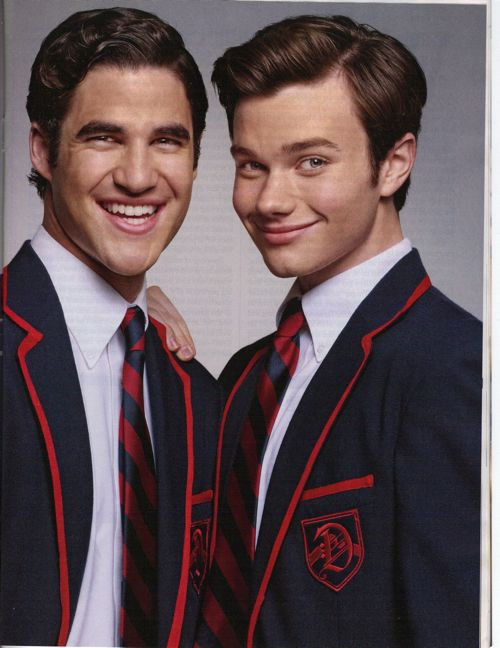 Glee – Gay Teens on TV – PHOTOS