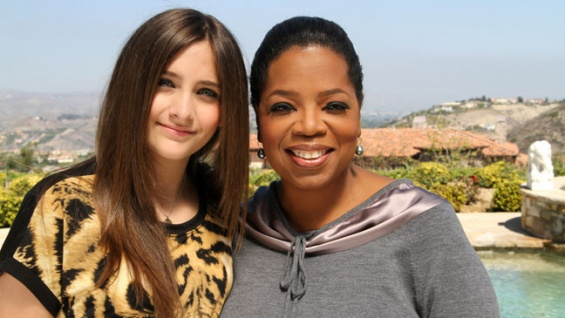 paris jackson oprah winfrey