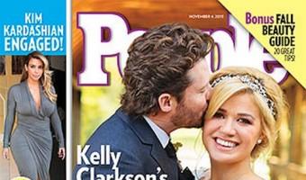 Details Of Kelly Clarkson's Wedding To Brandon Blackstock