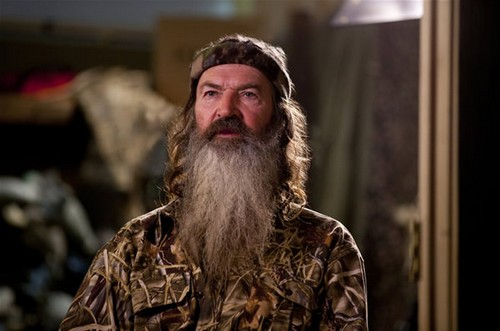 Duck Dynasty's Phil Robertson Shares What He Likes In A Women