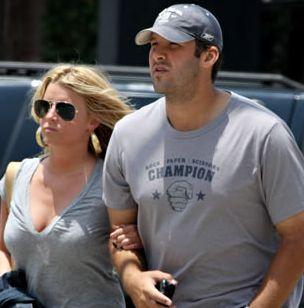 Tony Romo Gave Candice Crawford a HUGE Engagement Ring &#8211; PHOTOS