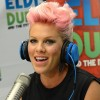 Pink Visits The Elvis Duran Z100 Morning Show